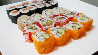 Sushi & The City quando lo stress metropolitano si combatte con il pesce crudo