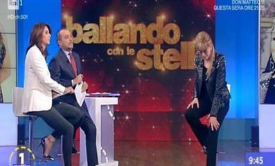 Televisione, morto Bibi Ballandi: Milly Carlucci lo scopre in diretta televisiva a Unomattina