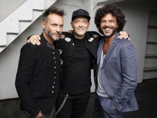 """""""Max, Nek, Renga- il tour"""", rinviato ad aprile il concerto del trio a Bologna causa maltempo"""