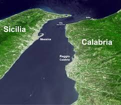 Terremoto: avvertita forte scossa tra Reggio Calabria e Sicilia