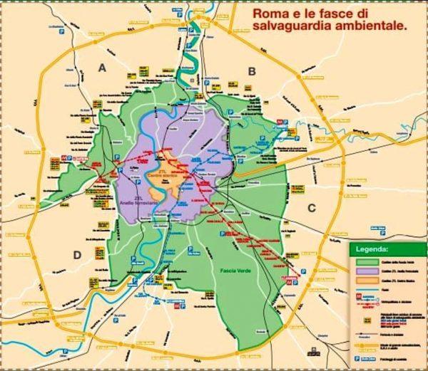 Fascia verde a Roma: ecco tutto quello che c'è da sapere