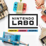 """Nintendo presenta """"Nintendo Labo"""", la nuova frontiera dei videogiochi"""