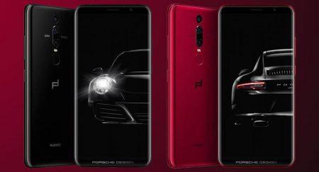 Huawei Mate RS Porsche Design utilizza un sensore ID Goodix