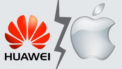 L'evento Apple di Chicago sfida la presentazione Huawei di Parigi.