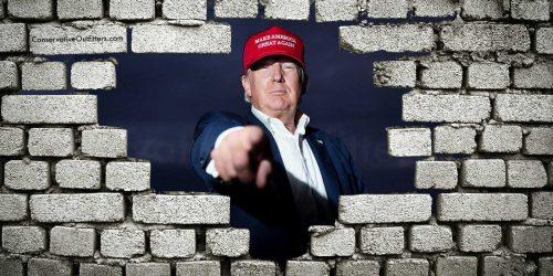 Trump indeciso sulla costruzione del muro: meglio 5 o 10 metri?