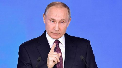 Putin: l'offensiva contro Trump parte dal nuovo missile nucleare