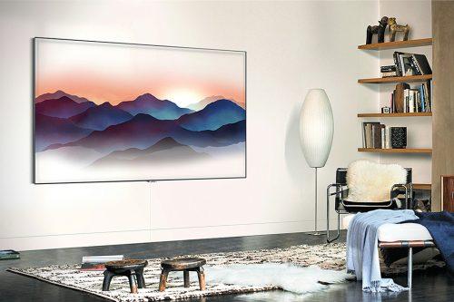 Nuovi televisori Samsung QLED: quando tecnologia e arredamento si fondono