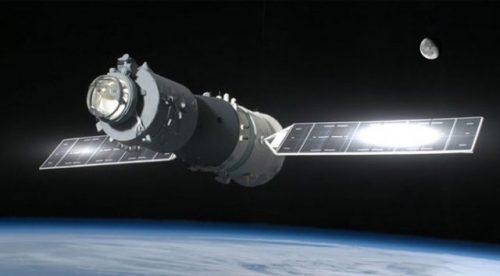 Tiangong 1: la stazione spaziale cinese in caduta sull'Italia