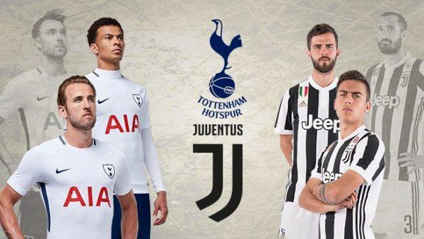Juventus VS Tottenham: biglietti, formazioni e dove vederla