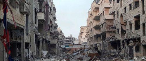 Siria: liberata Ghouta Est, ribelli dell'ISIS in fuga