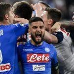 Il Napoli vince 1-0 contro la Juve e riapre la corsa scudetto