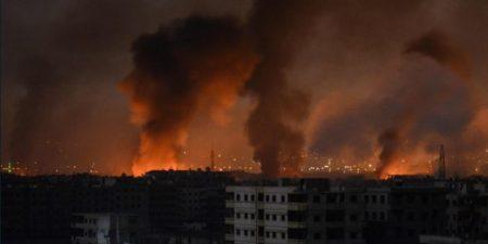 Siria: missili contro le basi con presenza iraniana, 40 morti
