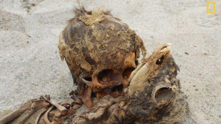 Strage di 140 bambini in Perù: trovati corpi sacrificati agli dei