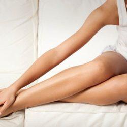 gambe lisce dopo ceretta