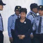 Condanna per l'ex presidente sudcoreana Park Geun-hye