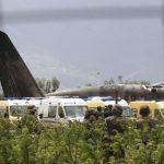 Algeria: aereo militare si schianta, 257 morti