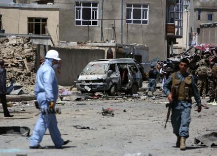 Kabul: gli attacchi sono stati rivendicati dall'ISIS