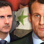 Guerra in Siria: Macron e il dopo-Assad