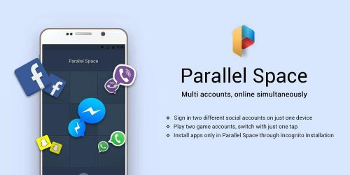 Parallel Space: come avere due account Whatsapp