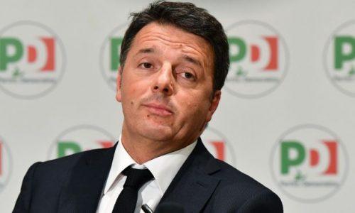 25 aprile, Renzi in piazza: