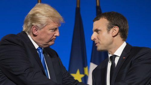 Trump contro Macron: le truppe USA si ritireranno dalla Siria