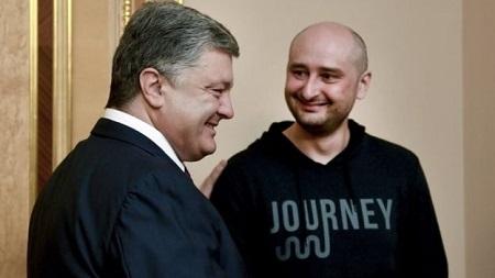 Babchenko è vivo: Ucraina condannata per falso omicidio