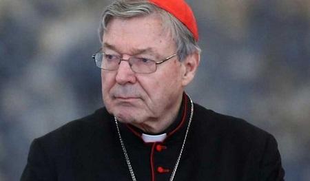 Abusi sessuali: il cardinale George Pell sarà processato