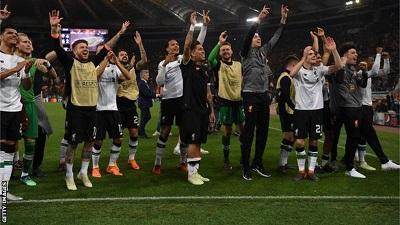 Roma-Liverpool 4-2: il Liverpool va in finale