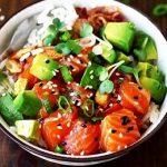 Poke Bowl: la ricetta del sushi scomposto