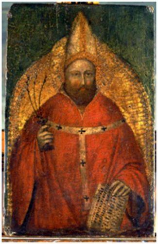 Ritrovamento del Sant'Ambrogio: dietro, i traffici illeciti di opere d'arte