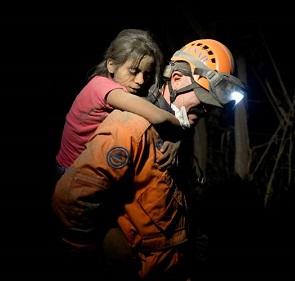 Vulcano del Fuego in Guatemala erutta: 25 i morti