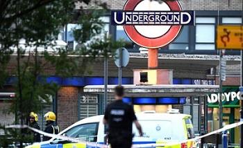Esplosione alla stazione Southgate di Londra: 5 feriti