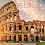 La storia di Roma in un'immagine: il Colosseo