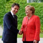 Conte: dall'incontro con la Merkel al reddito di cittadinanza