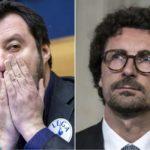 Toninelli contro Salvini: la difficile spartizione del potere
