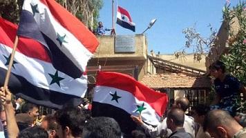 Siria: le truppe di Assad prendono il controllo di Daara