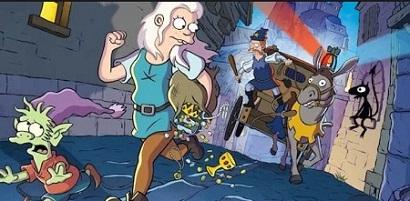Disincanto: nuova serie Netflix di Matt Groening