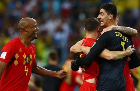 Mondiali 2018: Belgio batte il Brasile 2-1