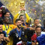 Francia-Croazia 4-2: i Bleus vincono la coppa del mondo