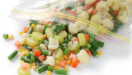 Cos'è la Listeria: tutto sul batterio della verdura surgelata