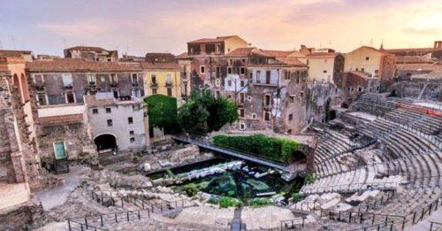 Catania: dal 10 al 16 luglio una rassegna di eventi imperdibili