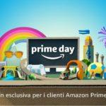 Amazon Prime Day: 16 e 17 luglio, le giornate chiave