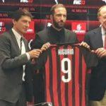 """Higuain """"La Juve non mi voleva. Riporterò in alto il Milan"""""""