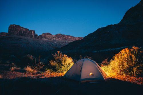 Campeggio: il viaggio che aiuta a ritrovarsi