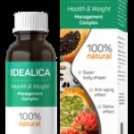 Idealica: le gocce per il controllo del metabolismo che funzionano davvero