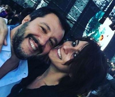 Elisa Isoardi incita Matteo Salvini a parlare di diritti civili