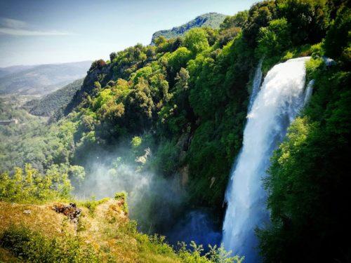 La Cascata delle Marmore: la magnificenza dell'uomo e della natura