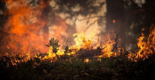 Marsala: incendio nella casa di riposo Giovanni XXIII