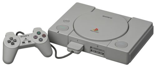 Sony: in arrivo per Natale Playstation Classic