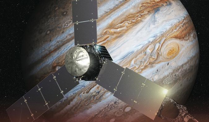 Sonda spaziale Juno: le ultimissime dallo spazio